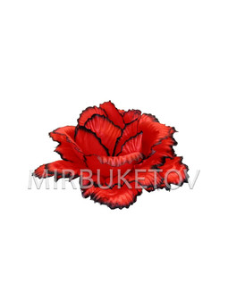 """Роза открытая """"павлин"""" атлас, 120 мм, F65-2SALE"""