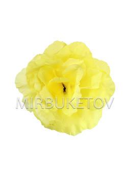 Роза пионовидная шелковая, 165 мм, микс