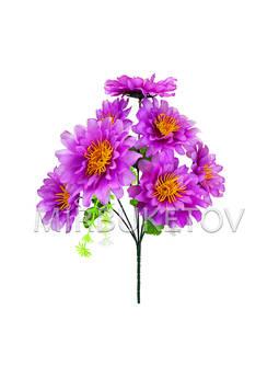 Искусственные цветы Букет Герберы, 7 голов, 350 мм