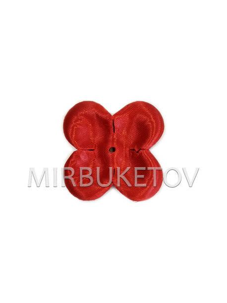 Пресс-цветок шелковая вставка, 30 мм, G4+