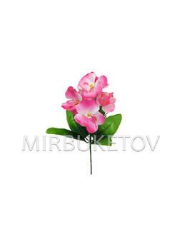 Бордюрный букет Орхидеи, 7 голов, 240 мм