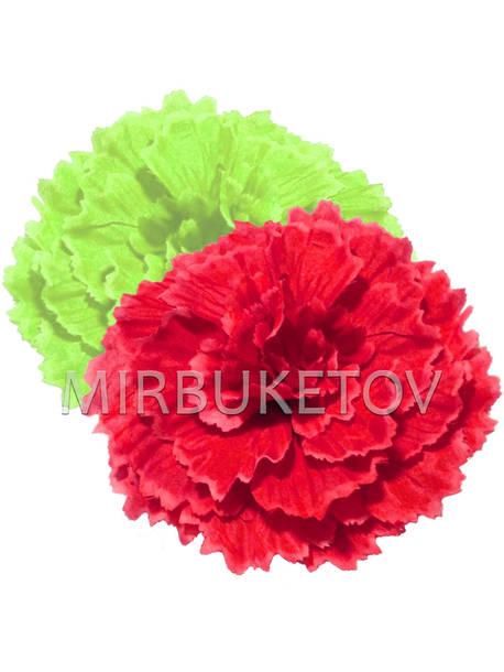 Искусственные цветы Георгина гигант, шелк, микс, 170 мм