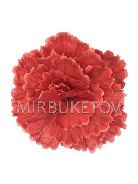Искусственные цветы Георгина гигант, шелк, 170 мм, Уценка
