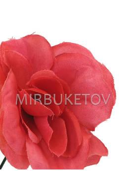 Роза открытая шелковая, 90 мм, РАСПРОДАЖА