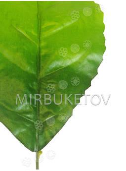 Лист зубчатый текстильный, 220x115 мм