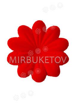 Искусственные Пресс цветы Пиретрум, бархат, 160 мм