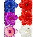 Искусственные цветы Нарцисса, атлас, 120 мм