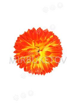 Искусственные цветы Хризантема, шелк, 110 мм
