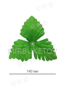 -Лист подставка резной треугольник, 140 мм, L046