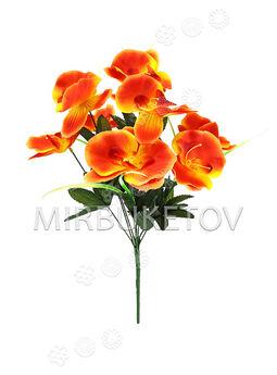 Искусственный букет Орхидеи, 9 голов, 480 мм