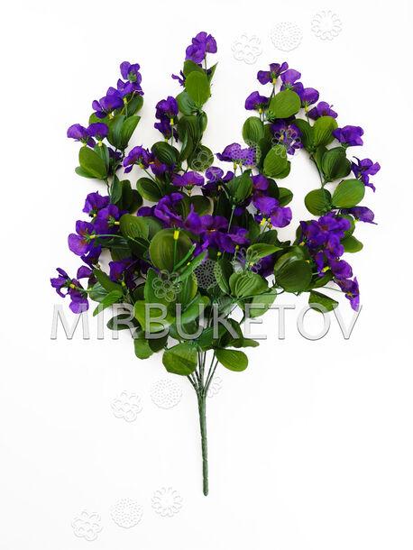 Искусственные цветы Букет Мелкоцвета, 9 голов, 400 мм