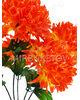 Искусственные цветы Букет Хризантемы, 6 голов, 680 мм