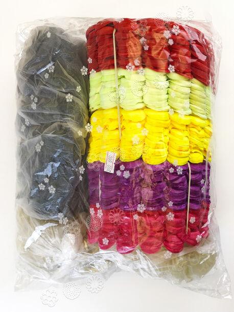 Искусственные цветы Георгина шарик, атлас, 170 мм
