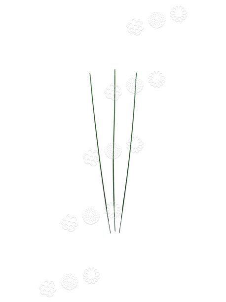 Ножка для цветов, одиночная, литая, 300 мм
