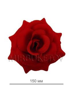 Бархатная остроконечная роза 169