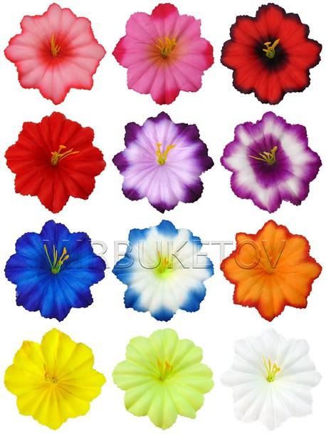 Пресс цветок средний рваный 006, диаметр 95 мм
