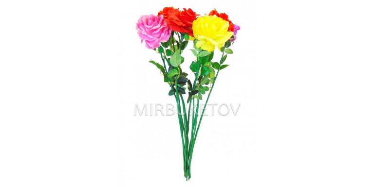 «Цветочная» арифметика, или нужен ли кому-то миллион алых роз?