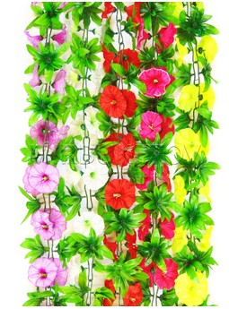 Цветочные лианы,гирлянды, свисающая зелень