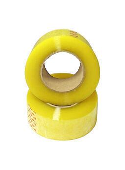 Скотч упаковочный различной длины по оптовым ценам с доставкой по Украине.